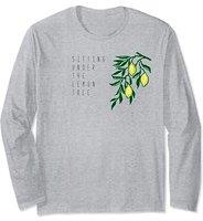 Coole Fun Tshirts Langarm T-shirt Herren