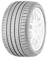 Continental 295/30 ZR18 N2 FR SportContact 2