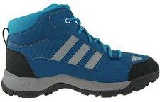 finest selection 16399 eeba0 Adidas HyperHiker Mid K blue nightgrey threemystery petrol