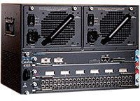 Cisco Systems Catalyst WS-C4503 Chassis