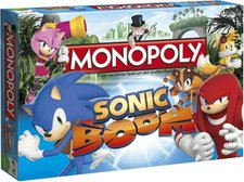 Winning Moves Monopoly Sonic Boom (44321)