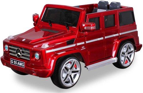 actionbikes kinder elektroauto mercedes benz amg g55. Black Bedroom Furniture Sets. Home Design Ideas