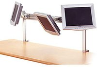 Roline LCD-Monitorbrücke (Post Arm) Befestigungskit