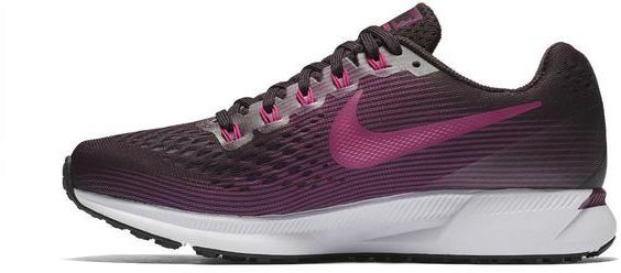 2196822d001d Nike Air Zoom Pegasus 34 Women port wine tea berry black deadly pink günstig