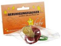 Dr. JUNGHANS BERUHIGUNGSSAUGER Kirschf.Lat.ab 6 M.bunt 1 St