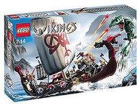 LEGO 7018 Wikinger-Schiff und Schlange
