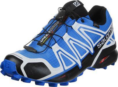 salomon speedcross 4 gtx trail laufschuh herren white