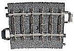 Märklin 24107 - Gleis geb.r360 mm,7,5 Gr. (H0)