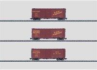 Märklin 45647 - Güterwg.-Set Double-Door Box (H0)
