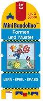 Arena Verlag Mini-Bandolino Set 53: Formen und Muster