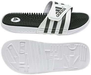 separation shoes 21d96 104f6 Adidas Adissage core whitegraphitecore white