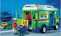 Playmobil 3204 Lieferwagen
