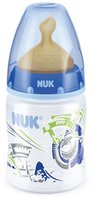 NUK First Choice Flasche mit Latexsauger (150 ml)