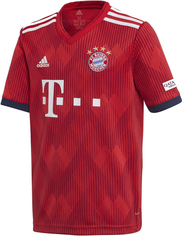 a8c2763759606b Adidas FC Bayern München Home Trikot Kinder 2018 2019 günstig kaufen