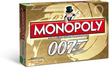 Winning Moves Monopoly James Bond 007 - Die Gol...