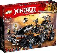 günstig kaufen 70752 LEGO NINJAGO Dschungelfalle