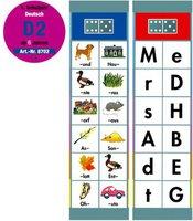 Oberschwäbische Magnetspiele Set D2: Deutsch 1. Klasse