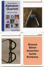 Persen Das fantastische Alphabet-Quartett