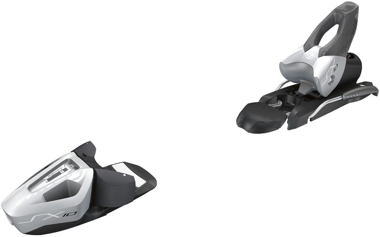 Bindungen Alpin TecnoPro Skibindung ET L 75 B80 Länge 130-150 schwarz/weiß NEU