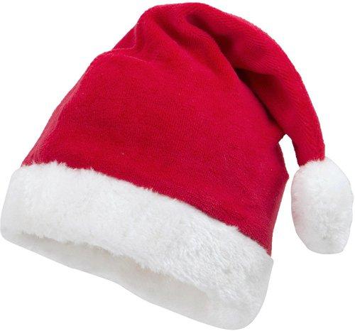 Rosa 2 er Set Baby Weihnachtsmützen Weihnachtsmütze Zwillinge Baby Mütze Blau