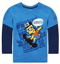 The Simpsons Langarmshirt Jungen