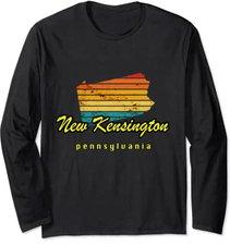 Kensington Langarmshirt Kinder