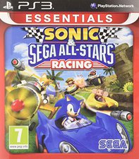 Sonic & Sega-All-Stars Racing (PS3)