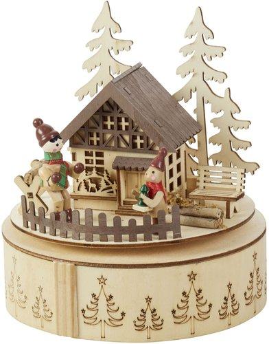 weihnachten spieluhren im preisvergleich bei. Black Bedroom Furniture Sets. Home Design Ideas