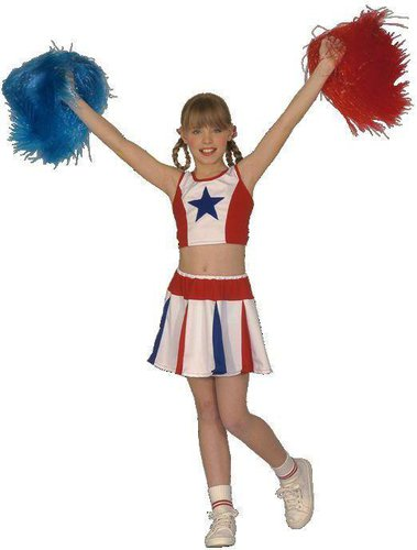 Cheerleader Kinderkostum Gunstig Ab 7 50 Bestellen