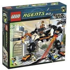 LEGO Agents 8970 Roboterangriff