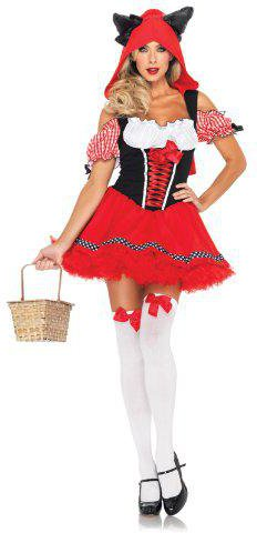 Rotkappchen Kostum Online Gunstig Ab 16 02 Bestellen