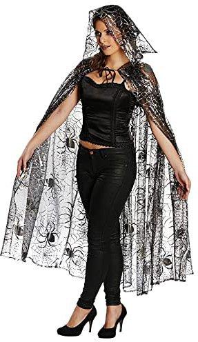 Spinnenfrau Halloween Kostüm