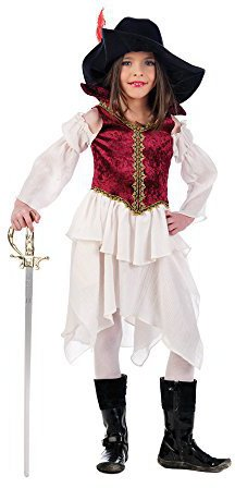 Musketier Kinder Kostüm