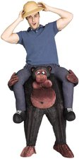 Gorilla Faschingskostüm