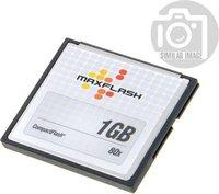 Diverse CompactFlash Karten 1GB / 1024MB