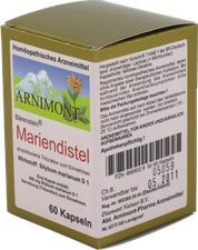 Arnimont Mariendistel Kapseln (60 St. N2)