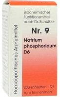 Dr. Reckeweg Natrium Phosphoricum D 6 Tabletten (200 Stk.)