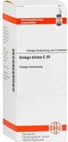 DHU Ginkgo Biloba C 30 Dilution (50 ml)