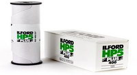 Ilford HP 5 Plus 400/120