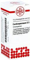DHU Cardiospermum D 3 Globuli (10 g)