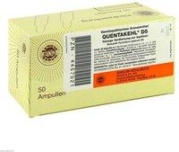 SANUM-Kehlbeck Quentakehl D 5 Ampullen (50 x 1 ml)