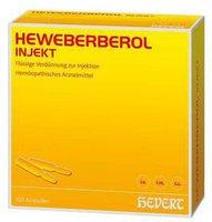 Hevert Heweberberol Injekt Ampullen (100 Stk.)