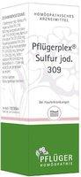 A. Pflüger Pfluegerplex Sulf.Jod. 309 Tabletten (100 Stk.)
