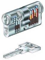 ABUS Pfaffenhain Wavy Line - Profilzylinder 40/60