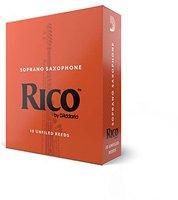 RICO Blätter Sopran Saxophon, 10er Box