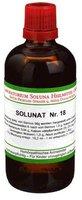 SOLUNA Solunat Nr.18 Tropfen (100 ml)