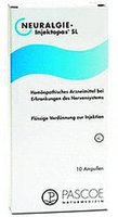 PASCOE Neuralgie Injektopas Sl Ampullen (10 x 2 ml)