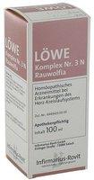Infirmarius Loewe Komplex Nr. 3 N Rauwolfia Tropfen (100 ml)