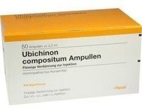 Heel Ubichinon Comp. Ampullen (50 Stk.)