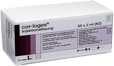 Dr. Loges Cor Loges Injektionslösung Ampullen (50 x 2 ml)